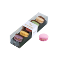 Macaron Blister Pack Box Biscuit Clear Plastic Tray