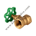 1/2 inch Brass Stop Valve With Solder Ends