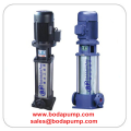 Water Usage Electric Power Vertical Multistage pump