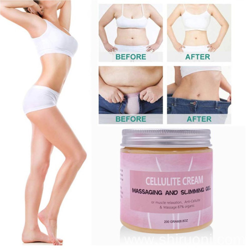 Slimming Fat Burning Herbal Body Cream