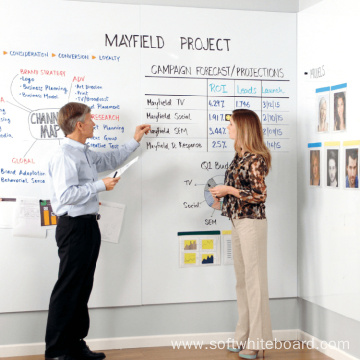 Big Size Office Meeting Room Writing Board Wall