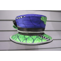 Women's Fabric Covered Church Hats