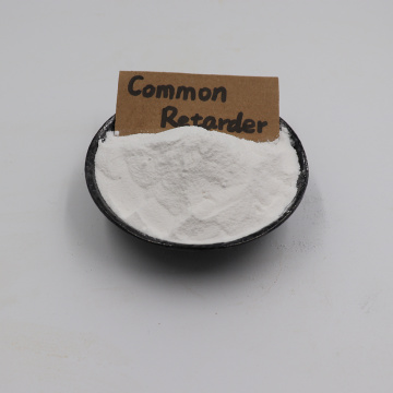 Top Quality Water Reducing Agent Common Retarder Powder