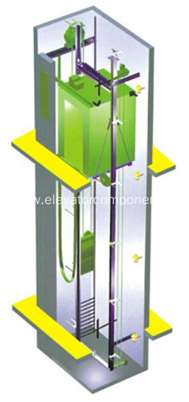 MRL Passenger Elevator Package Solutions