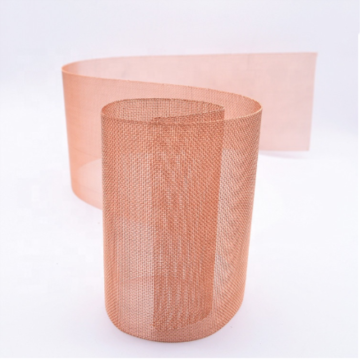 Faraday Cage Shielding Copper Wire Mesh