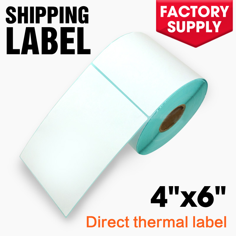 shipping label 4x6