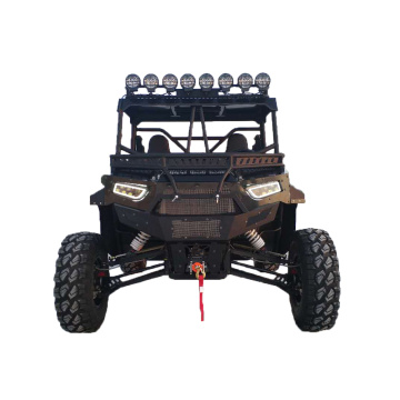 military adult utv 1000cc 4x4 black utv
