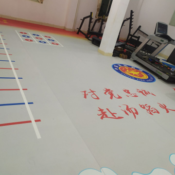 shijiazhuang Gym sports flooring