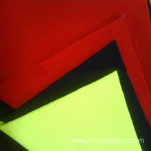 100% polyester taslon with milk coating fabric