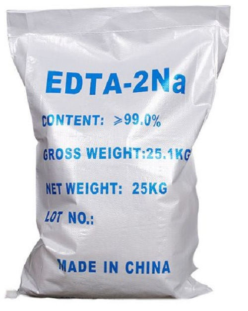 disodium edetate chelating agent