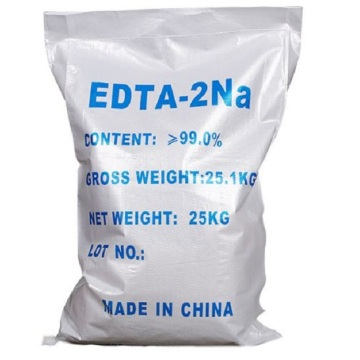 Disodium edetate (EDTA-2Na) CAS No.: 6381-92-6