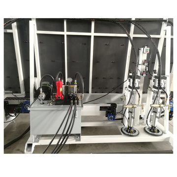 Insulating glass sealant line