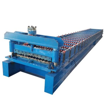 Building Material Corrugated Roof Tile Making Machine