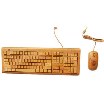 Bamboo Combination Bamboo Keyboard