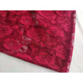 Poly Span Lace Fabric