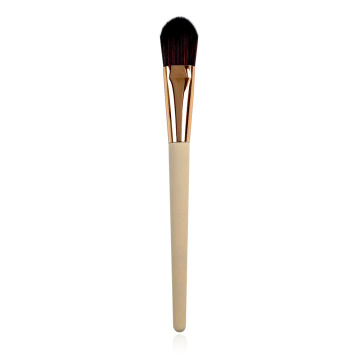 Flat Tapered Foundation Brush
