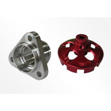 Parts Processed By 4-axial Machining Center