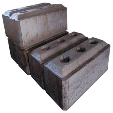 Pre-Baked Anodes Carbon Blocks for Aluminium making
