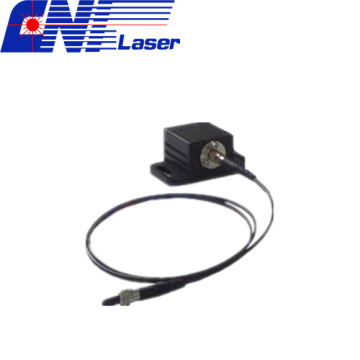 Single Wavelength Fiber Coupled LED