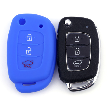 Silicon Car Key Cover bakeng sa Hyundai I20