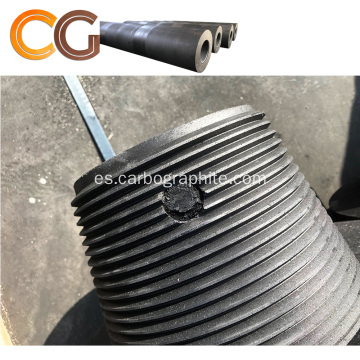 Resistance Less 5.5 Ωm HP 600 Graphite Electrode