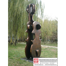 Garden Art Bronze Sculpture