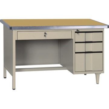 Metal Side Classic Office Desk