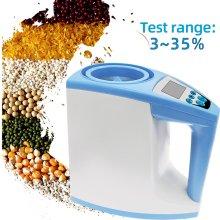 High Precision Automatic Digital Grain Moisture Meter Analyzer Humidity Gauge Rice Corn Wheat Moisture Tester Detector LDS-1G