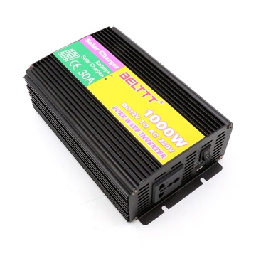Economic 1000 Watt Sine Wave Solar Inverter
