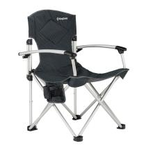 Aluminum Frame Padded Oversized Camping Quad Chair