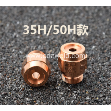 Bystronic Copper 35H 50H Laser Nozzles