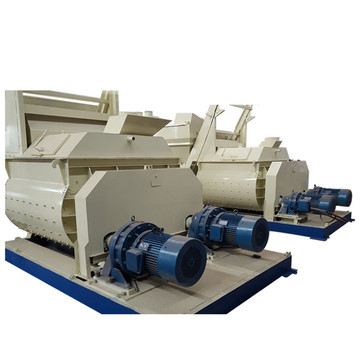 Industrial ready-mixed  reverse self loading mixer
