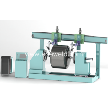 HFK Series Ring Seam Automatic Welding Equipment