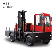 Side Load Forklift 5tons 60kw