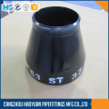 Concentric Reducers Sch80  Black Steel Fittings