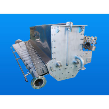 Open Headbox with Double Rectifier Rolls for Paper Making
