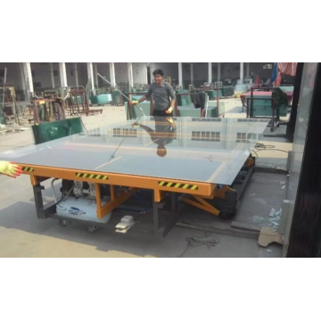 Manual Glass Loading and Cutting Machine
