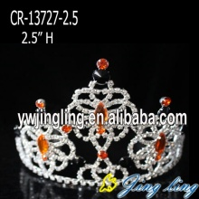 Wholesale Cheap Rhinestone Pageant Crown For Sale