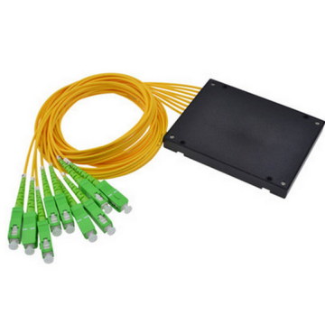 1 2 1 8 FTTH FTTX  Fiber Optic PLC Splitter