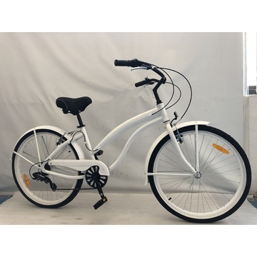 26 inch alloy rims beach cruiser bike for adult