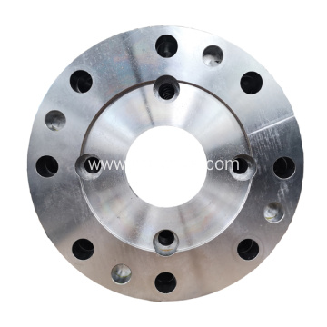 Finish Machining Valve Parts - Gland Plate