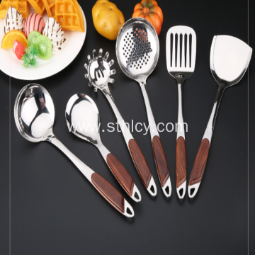 Household Stainless Steel Cooking Spoon Shovel Kit