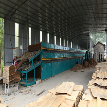 Specially Designed Core Veneer Roller Drying Machine