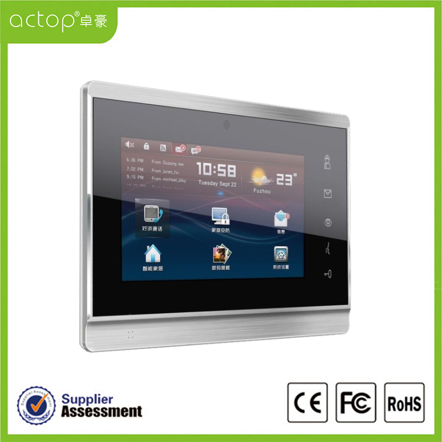 Audio Video Intercom Systems