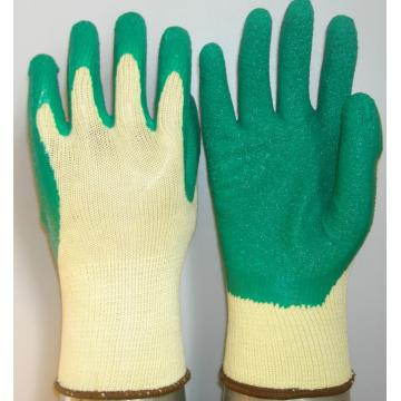 Latex Palm Coated Gloves
