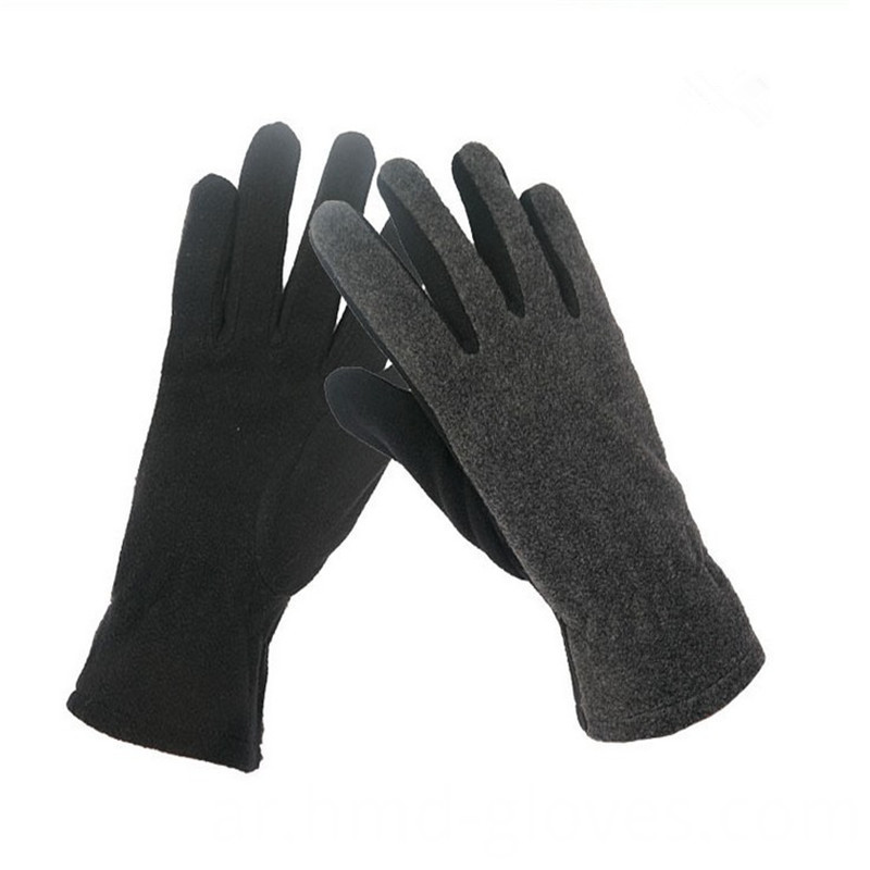 Fleece Gloves 12