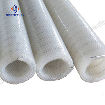 Food grade silicone steel wire silicone tube