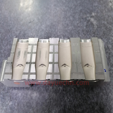 ASSAB Material Custom Square Wire EDM Parts