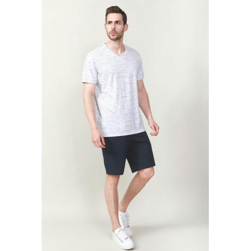 MEN'S POLY COTTON T-SHIRT