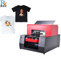 A3 6 Color Textile Tshirt Printer